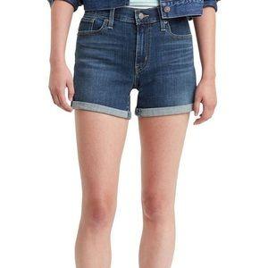 Levi's Women's Classic Denim Shorts SZ 27/4
